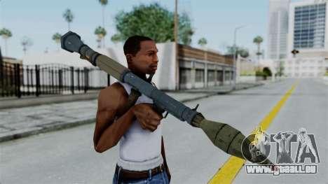 GTA 5 RPG pour GTA San Andreas troisième écran