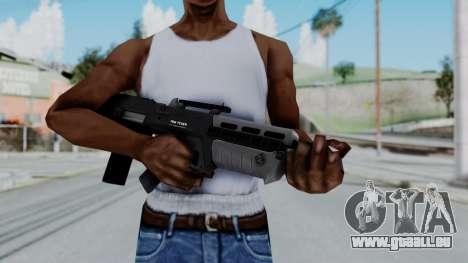 GTA 5 Advanced Rifle - Misterix 4 Weapons pour GTA San Andreas troisième écran
