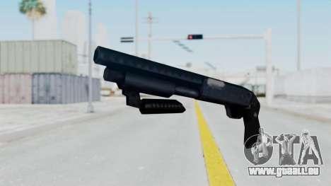 Vice City Stubby Shotgun für GTA San Andreas