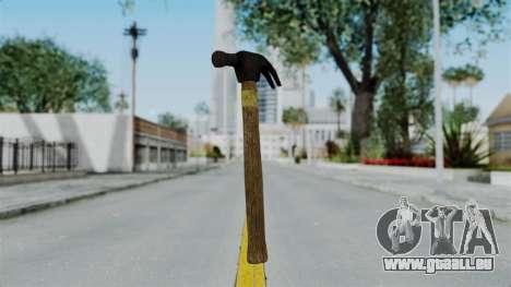 GTA 5 Hammer pour GTA San Andreas