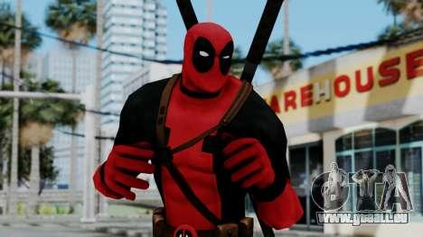 Marvel Heroes - Deadpool für GTA San Andreas