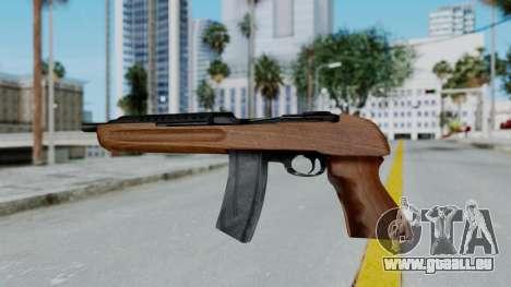 M1 Enforcer pour GTA San Andreas deuxième écran