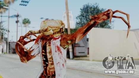 Zombie Scientist Skin from Half Life für GTA San Andreas
