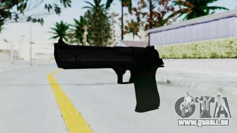 Pouxs Desert Eagle v1 für GTA San Andreas