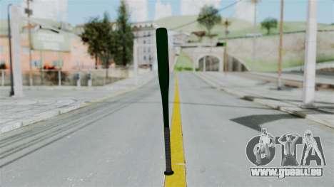 GTA 5 Baseball Bat 1 für GTA San Andreas zweiten Screenshot