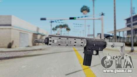 GTA 5 Carbine Rifle pour GTA San Andreas deuxième écran