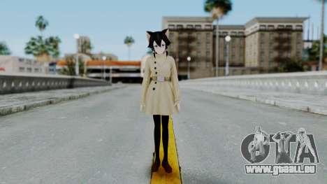 Sword Art Online - Shino Asada pour GTA San Andreas deuxième écran