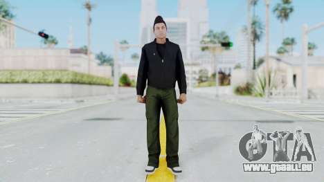 GTA 5 Claude Speed für GTA San Andreas zweiten Screenshot