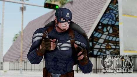 Marvel Future Fight - Captain America für GTA San Andreas
