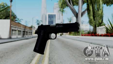 No More Room in Hell - Colt 1911 für GTA San Andreas zweiten Screenshot