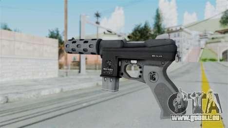 GTA 5 Machine Pistol - Misterix 4 Weapons pour GTA San Andreas deuxième écran