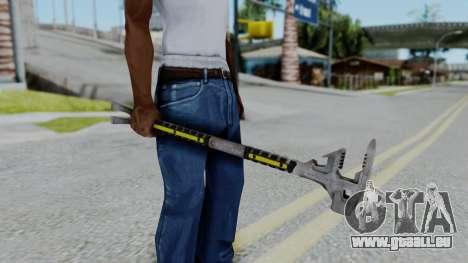 No More Room in Hell - FUBAR Wrecking Bar für GTA San Andreas dritten Screenshot