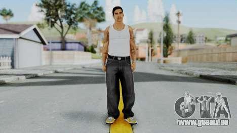 GTA 5 Mexican Goon 1 pour GTA San Andreas deuxième écran