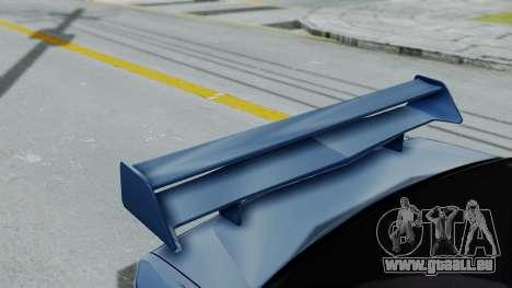 Renault Megane Stance für GTA San Andreas rechten Ansicht