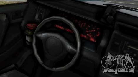 GTA 5 Albany Cavalcade v1 IVF pour GTA San Andreas vue de droite
