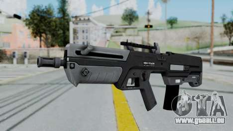 GTA 5 Advanced Rifle - Misterix 4 Weapons pour GTA San Andreas