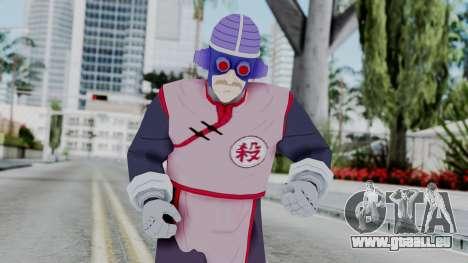 DBZBT3 - Tao Cyborg für GTA San Andreas