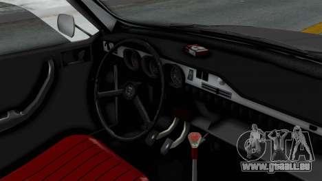 Dacia 1300 Shark (GFB V4) für GTA San Andreas rechten Ansicht