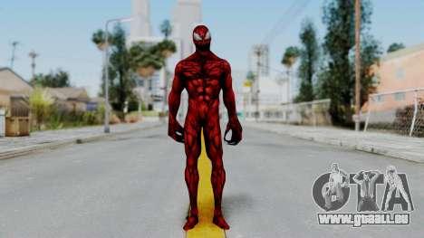 Marvel Future Fight - Carnage für GTA San Andreas zweiten Screenshot