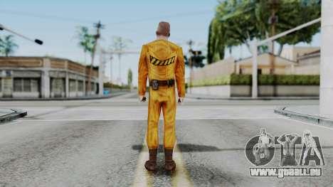 CS 1.6 Hostage A pour GTA San Andreas troisième écran