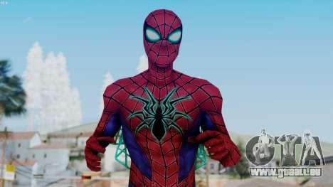 Marvel Future Fight Spider Man All New v2 für GTA San Andreas