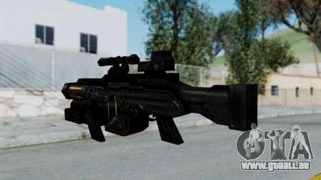 Marvel Future Fight - Coulsons Revenge für GTA San Andreas zweiten Screenshot