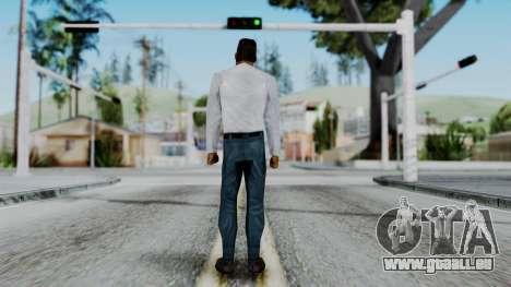 CS 1.6 Hostage B pour GTA San Andreas troisième écran