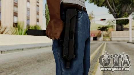 MAC-10 für GTA San Andreas