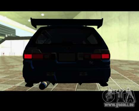Nissan Stagea Tunable pour GTA San Andreas moteur