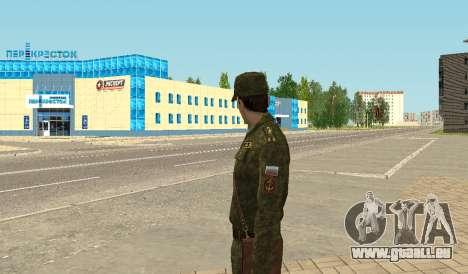 Marineinfanterie der Streitkräfte für GTA San Andreas fünften Screenshot