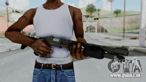 GTA 5 Pump Shotgun für GTA San Andreas