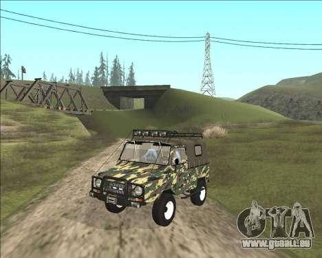 969М LuAZ Off-Road für GTA San Andreas