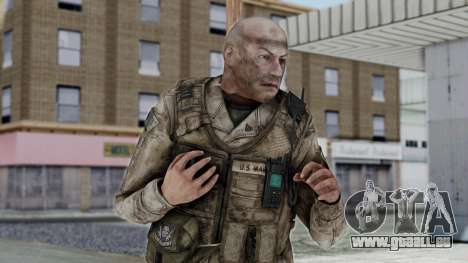 Crysis 2 US Soldier FaceB2 Bodygroup A pour GTA San Andreas