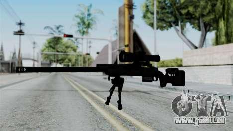 TAC-300 Sniper Rifle für GTA San Andreas
