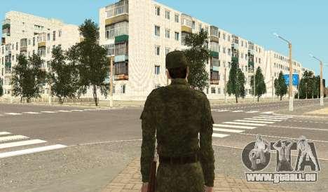 Marineinfanterie der Streitkräfte für GTA San Andreas her Screenshot