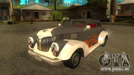 GTA LCS Thunder-Rodd für GTA San Andreas