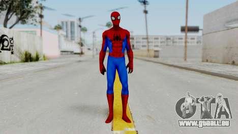 Marvel Future Fight Spider Man Classic v2 für GTA San Andreas zweiten Screenshot