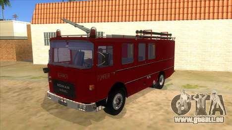 Roman 8135 FA für GTA San Andreas