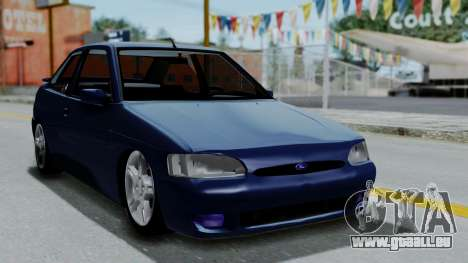 Ford Escort pour GTA San Andreas