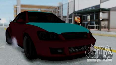 GTA 5 Karin Sultan RS Stock pour GTA San Andreas
