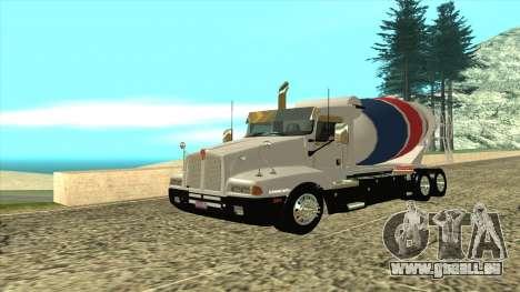 Kenworth T600 Zement-LKW für GTA San Andreas