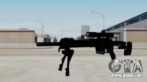 McMillan CS5 pour GTA San Andreas