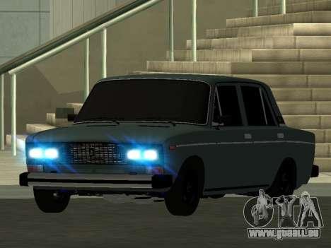 VAZ 2106 BPAN für GTA San Andreas