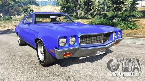Buick Skylark GSX 1970 für GTA 5
