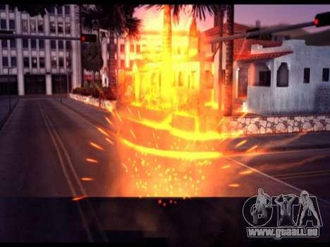 Good Effects pour GTA San Andreas troisième écran