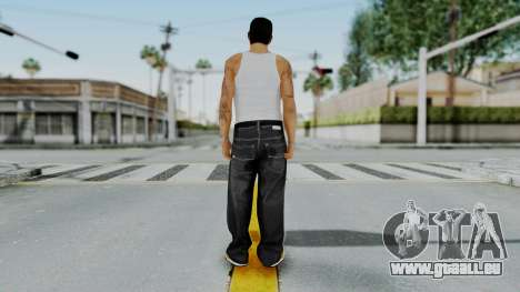GTA 5 Mexican Goon 1 pour GTA San Andreas troisième écran