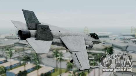 Mammoth Hydra v2 pour GTA San Andreas laissé vue