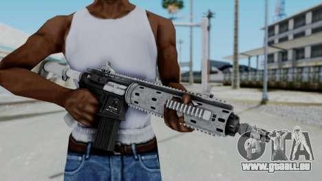 GTA 5 Carbine Rifle pour GTA San Andreas