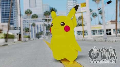 Dancing Pokemon Band - Pikachu pour GTA San Andreas