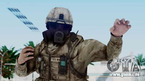 Crysis 2 US Soldier 9 Bodygroup A für GTA San Andreas